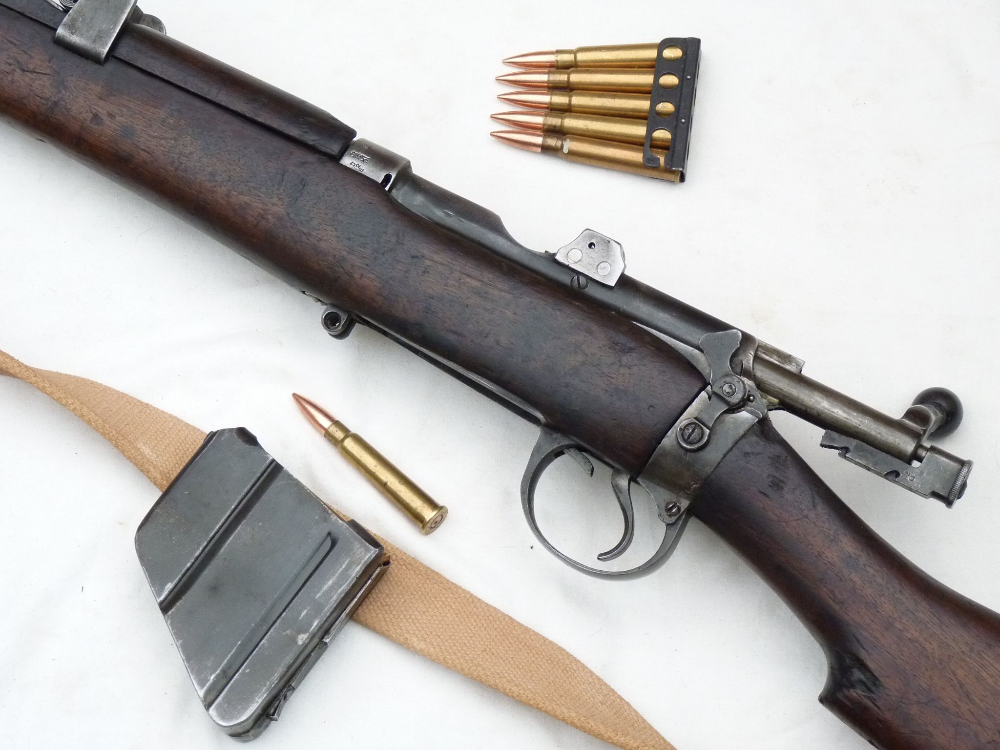 By Photo Congress || Lee Enfield No1 Mk3 Magazine Cut Off